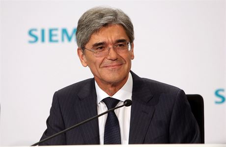 CEO Siemens AG Joe Kaeser