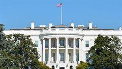 Část ikonického stromu u Bílého domu kvůli špatnému stavu uřízli