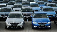 Nová obří zakázka Škody Auto. Pro hypermarkety Globus vyrobí 300 octavií