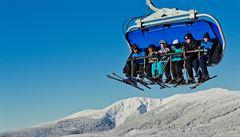 České skiareály mají za sebou dobrý víkend, před sebou ještě nadějnější vyhlídky