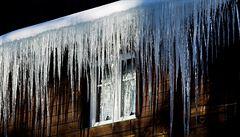 V noci Česko sevřel mráz. Na Šumavě naměřili minus 27,5 stupně Celsia