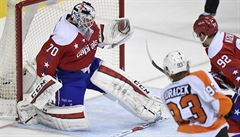 Voráček druhým gólem v zápase rozhodl o výhře Philadelphie v prodloužení
