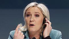 Le Penová: Pokud budu prezidentkou, Francie uzná anexi Krymu