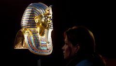 Tutanchamonova dýka byla vyrobena z železa původem z meteoritu, tvrdí vědci