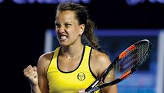 Nezastavitelná Strýcová je v Dubaji po výhře nad Garciaovou už ve finále
