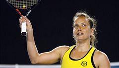 Strýcová: 'Jsem sra....' Kouč s ní nesouhlasil a tenistka předvedla velký obrat
