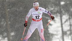 Nováková doběhla v druhém závodě Tour de Ski čtrnáctá. Jakš skončil těsně bez bodů
