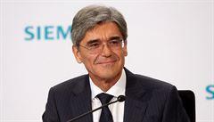 Šéf Siemensu: Dohoda s USA přinese do Evropy až 250 miliard dolarů