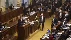 Sněmovna omezila řečníky. Na schvalování evidence tržeb mají dvakrát deset minut