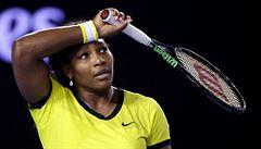 Bizarní otrava. Serena Williamsová v Římě ochutnávala žrádlo pro psa