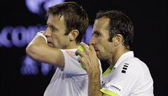 Štěpánek na titul z Australian Open nedosáhl. S Nestorem finále prohráli