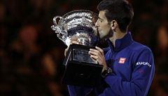 Rekordman Djokovič vyhrál pošesté Australian Open. Ve finále smetl Murrayho