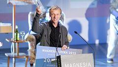 Magnesia Litera 2015: knihou roku je Básník Martina Reinera