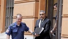 Zadeh dostal za ovlivňování svědků 3,5 roku, soud mu ukončil vazbu
