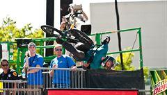 Hvězda BMX cyklistiky Dave Mirra spáchal sebevraždu. Bylo mu 41 let