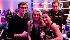 Velká boxerská show v Plzni. 'Snad holky přílákají fanoušky,' tvrdí Konečný