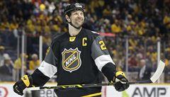 Místo recese vládne bitkař Scott celé NHL. Byl vyhlášen i hráčem týdne