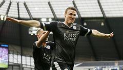 Pohádka Leicesteru pokračuje. Vyhrál šlágr v Manchesteru a vede už o pět bodů