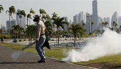 Virus zika v Panamě: předražený repelent a nezodpovědné budoucí matky
