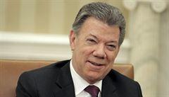 Kolumbie podepíše po půlstoletí války mírovou dohodu s povstalci