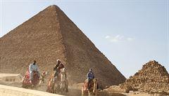 Kdo znal koho ve starém Egyptě? Kybernetika mapuje vztahy mezi 'elitou'
