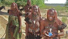 Po stopách UNESCO: Himbové na namibijsko-angolském pomezí