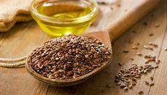 Zlaté lněné semínko zrychluje metabolismus a chrání před nemocemi
