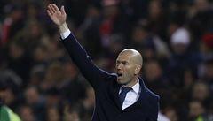 Zidane před prvním velkou výzvou: El Clásico coby nástroj pomsty nebereme