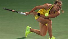 Strýcová finále nezvládla, Erraniová jí nadělila kanára. Skončil i Berdych