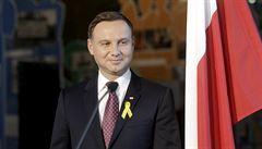 Duda překvapil. Polský prezident pohrozil vládnoucí straně vetem zákona