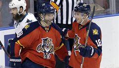 Jágr slaví svůj 740. gól v NHL. Je čtvrtým hráčem bodujícím ve 44 letech