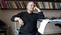 Architekt a designér Šípek tvořil osobitě, hravě a s humorem, oslavil by 70 let