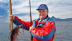 Zajímavý úlovek: rybáři si mohli koupit hlásič napojený na ministerstvo obrany