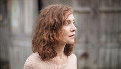 Lovíme jeden unikátní okamžik, říká francouzská herečka Isabelle Huppertová