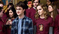 Harry Potter slaví třicítku v Doupěti máslovým ležákem a ohnivou whisky