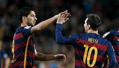 Barcelona je 30 zápasů bez prohry. Díky Suárezovu hattricku rozstřílela Vigo