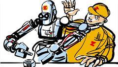 Éru robotů přežijí jen přizpůsobiví, z trhu budou mizet pracovní příležitosti