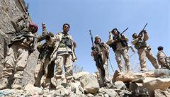 České zbraně v bojích o Jemen? Emiráty mají dodávat tamním milicím zbraně ze Západu