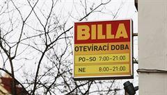 Billa dostala od České inspekce životního prostředí pokutu, nekontrolovala chladicí zařízení