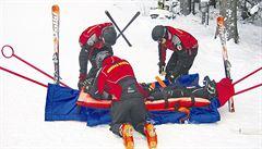 V Bílých Karpatech zemřel lyžař