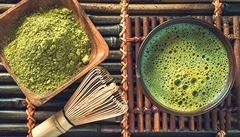 Proč pít japonský Matcha čaj? Spaluje tuky a zlepšuje paměť