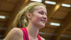 Talentovaná Hrubá: Chtěla jsem si 198 osahat. Jednou chci skočit i dva metry