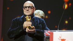 Italský film Fuocoammare získal Zlatého medvěda na letošním Berlinale