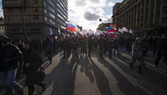 Zákaz zapojování dětí do demonstrací. Ruští poslanci schválili tvrdé tresty