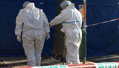 Na sídlišti v pražských Stodůlkách se našlo tělo dítěte zabalené v igelitové tašce