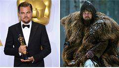 DiCapriovi Oscar léta unikal. Podívejte se, za jaké filmy ho mohl získat