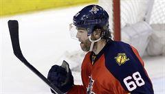 Rusové: Jágr je hokejový Bůh. O třetinu vyšší návštěvnost Floridy to potvrzuje