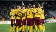 Sparta chtěla Liverpool, v osmifinále Evropské ligy vyzve Lazio Řím