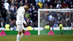 Realu se opět rozplývá sen o španělském titulu. Prohrál derby na Atlétiku