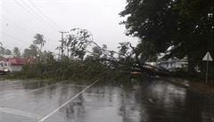 Počet obětí tropické bouře na Fidži dosáhl 20 mrtvých